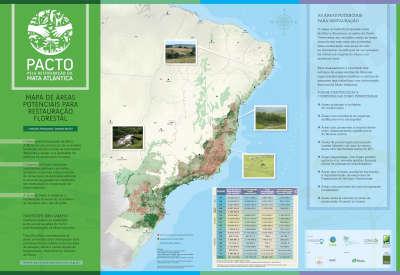 Mapeamento de áreas de restauração