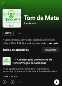 Podcast Tom da Mata